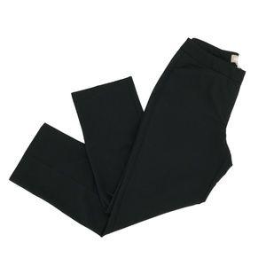 Chico's Straight Leg Dress Pants Slacks Sz 0.5/S/6